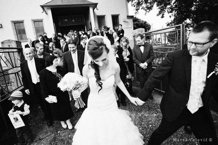 photojournalistic black and white wedding photography