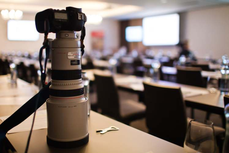 business event photographer services to meet your goals
