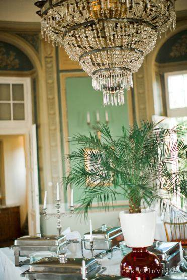 interiors in Lusthaus - Festsaal - Wedding decor