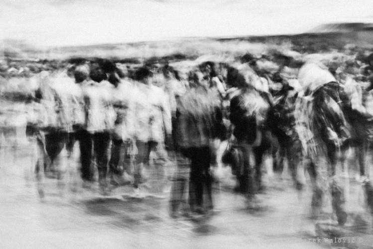 Poetical impressionism Photojournalistic photography | People Prague