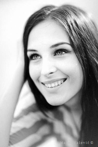 natural black and white portrait photographer Austria Vienna