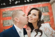open blog wedding at River's Club and City Center Bratislava