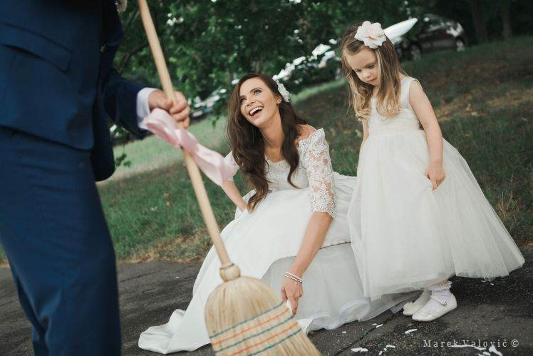wedding habits and traditions Slovakia