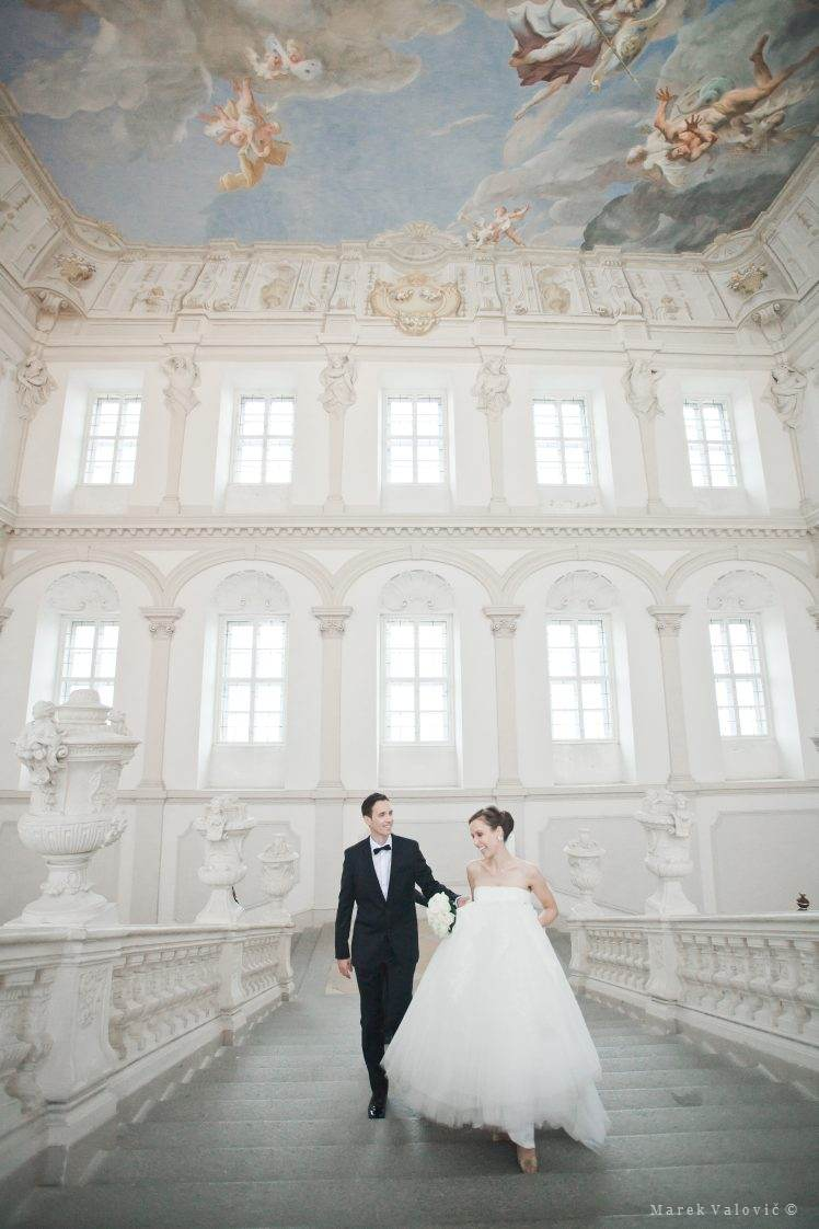 stift gottweig interior - wedding photography