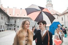 open blog Cesky Krumlov Wedding