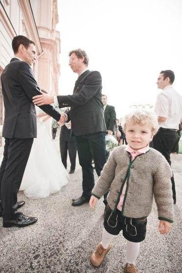 little boy - wedding - congratulation