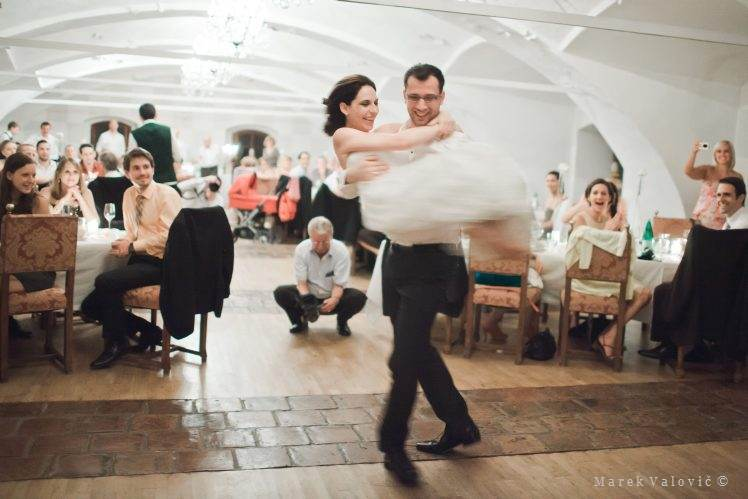 first dance - Obermayerhofen