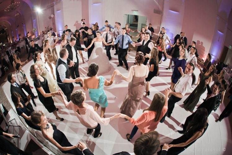 Croatian wedding dance - Vienna