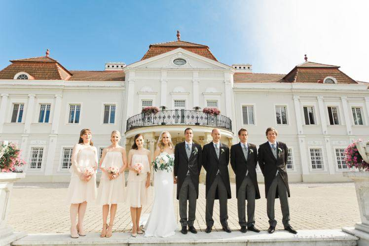 top wedding photographer in Slovakia