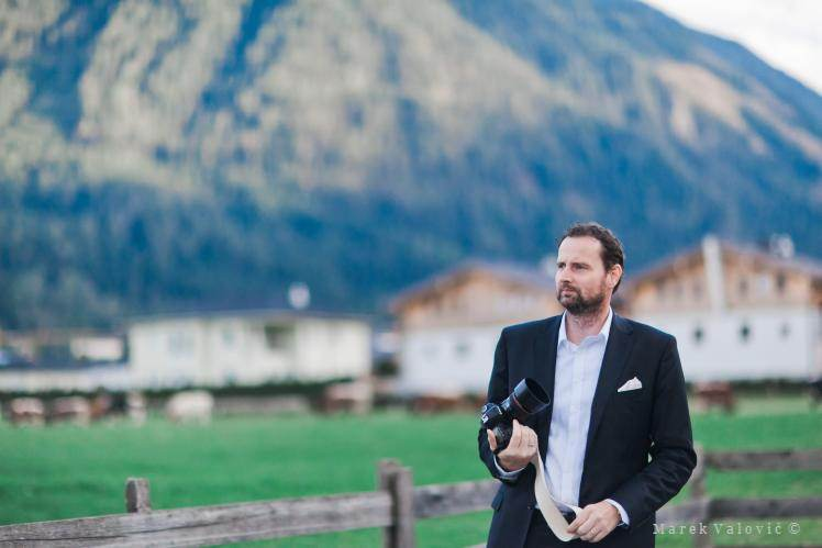 wedding photographer in Flachau
