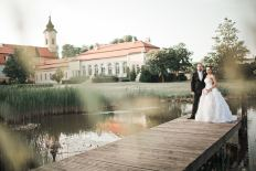 open blog Chateau Bela wedding
